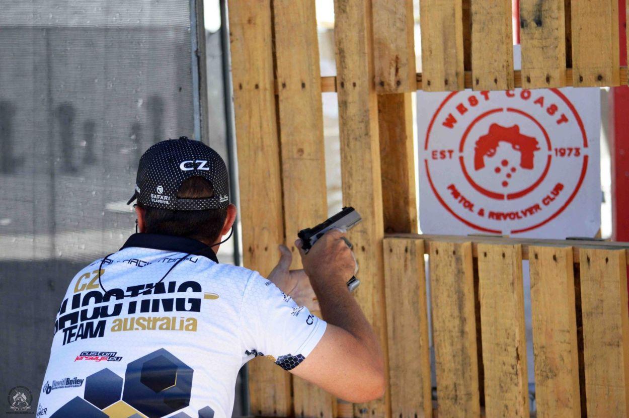 Practical shooting ssawa