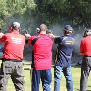 2019 SSAA(WA) Mandar & Revolver State Championships Featured Image