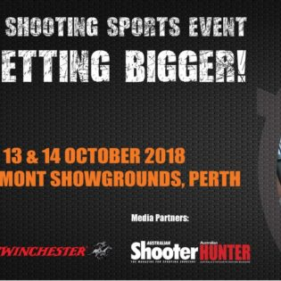2018 Perth SSAA SHOT Expo Featured Image
