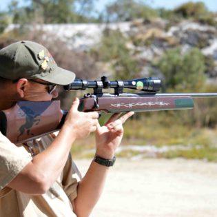 2021 SSAA (WA) Rifle Metallic Silhouette State Championships Featured Image