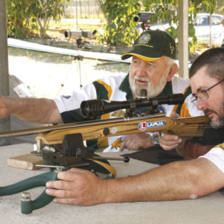 2021 SSAA (WA) Centrefire Benchrest State Championships Featured Image