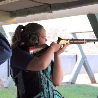 2018 SSAA (WA) Cowboy Lever Action Silhouette State Championships Featured Image