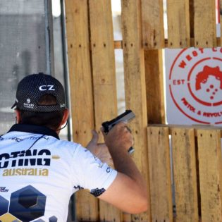2018 SSAA Practical Shooting Handgun National Championships Featured Image