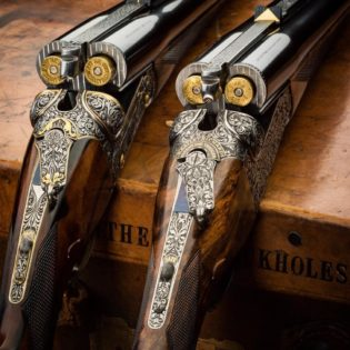 2017 Westley Richards Silver Cup Shoot Featured Image