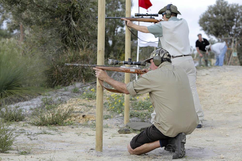 Practical hunting rifle ssawa