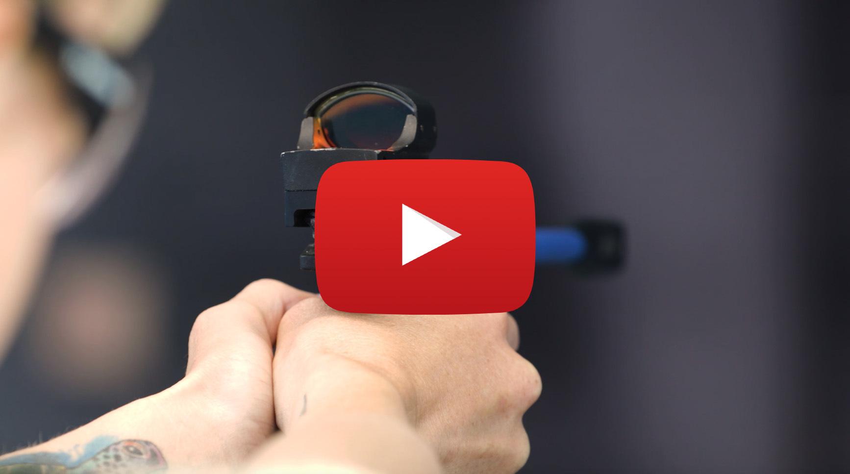 Mobile Air Rifle/Pistol Range