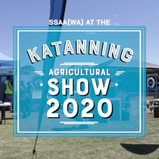 Mobile Air Pistol Range: Katanning Agricultural Show 2020 Featured Image